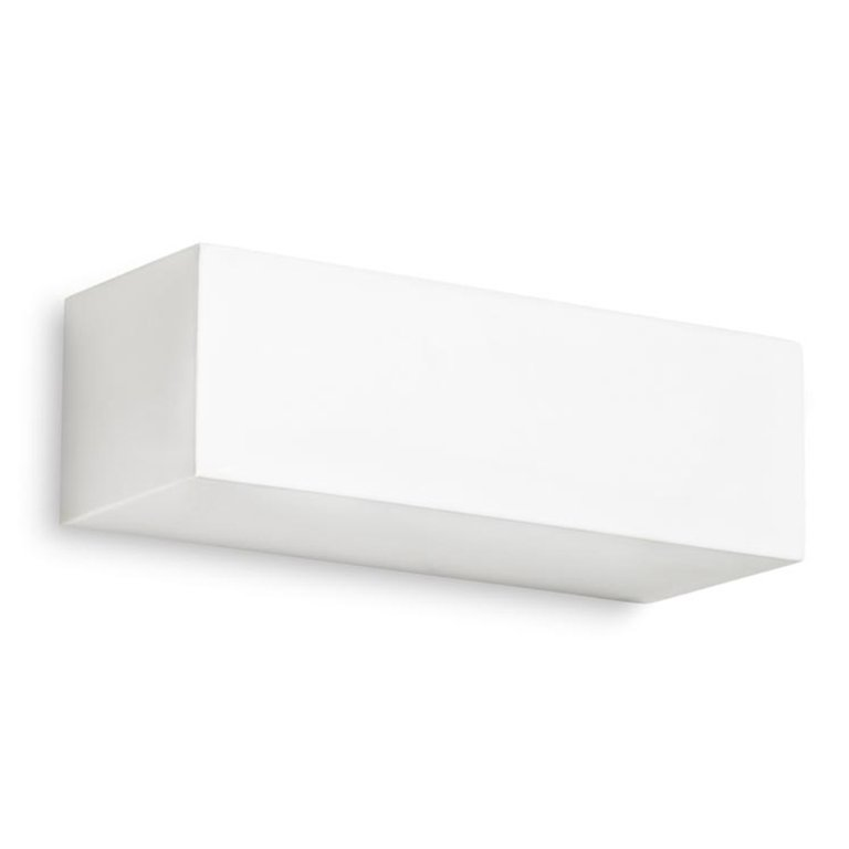 Ges Deco design rectangular wall light 22cm