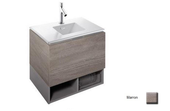 meuble salle de bain Niche marron ml Résultat Supérieur 15 Impressionnant Meuble Vasque Salle De Bain Pas Cher Stock 2017 Pkt6