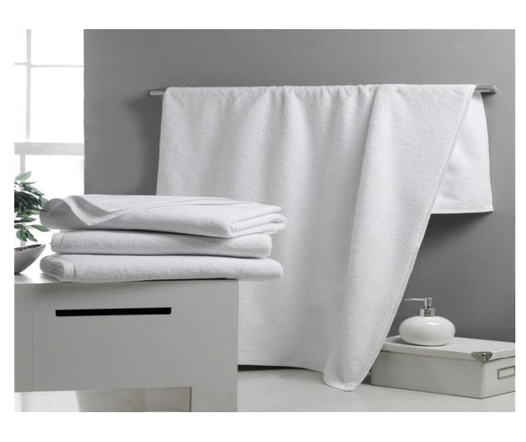 serviette de bain hotel i 50 x 90 serviette de bain hotel. Black Bedroom Furniture Sets. Home Design Ideas