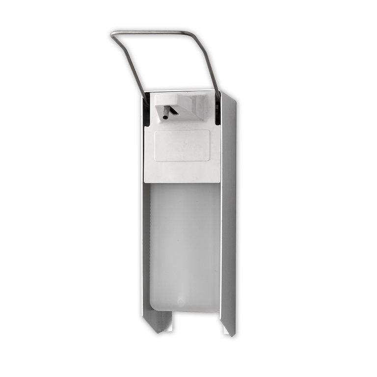 38e862e07ccba2 Distributeur de savon commande à coude Maxiclean 1L
