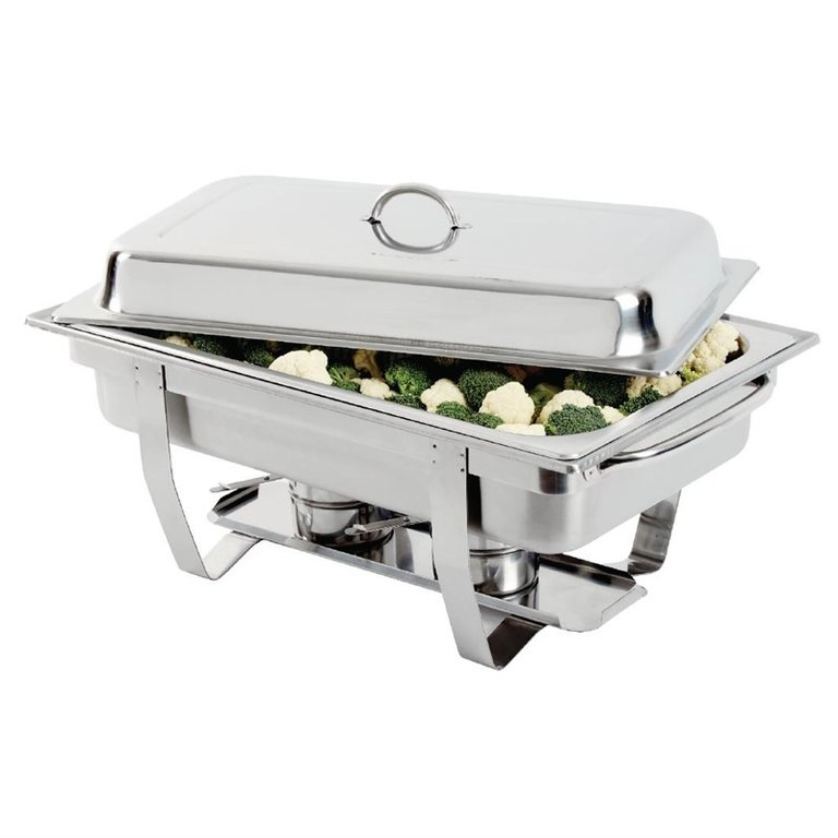 Chafing Dish Inox GN 1/1 9L Milan Olympia