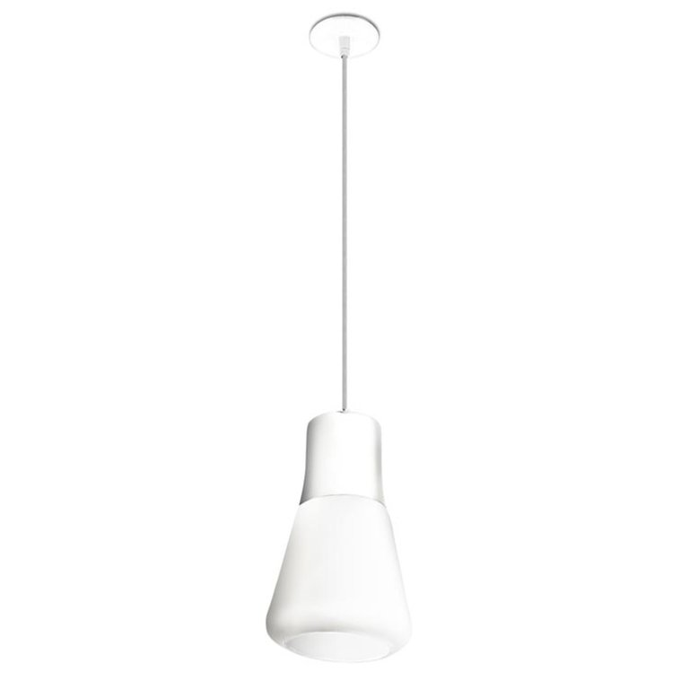 Suspension design blanc Drop