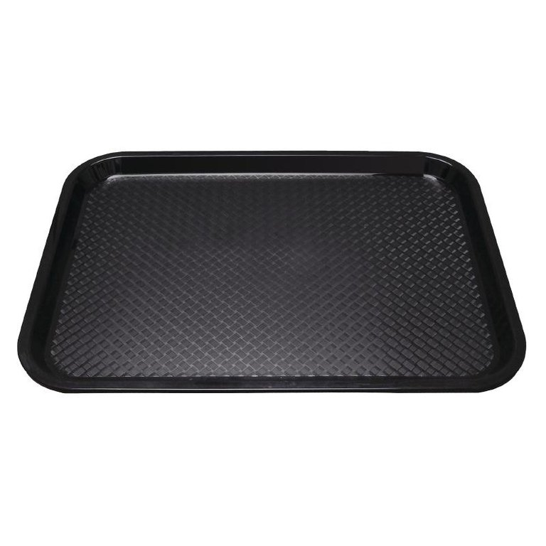 Kristallon Foodservice Tray Black