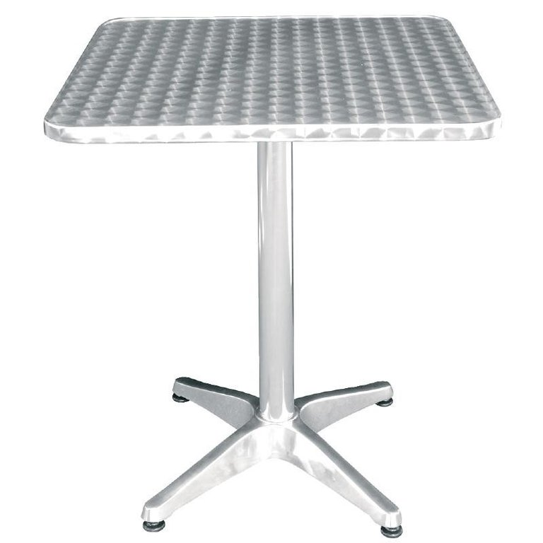 Bolero Square Bistro Table 600mm