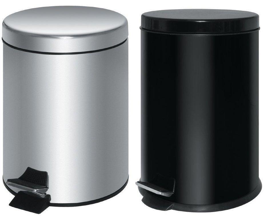poubelle p dale en acier inoxydable 20l. Black Bedroom Furniture Sets. Home Design Ideas