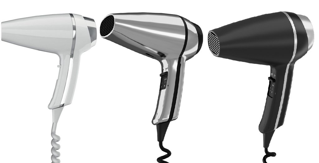 Hair Dryer Clipper II