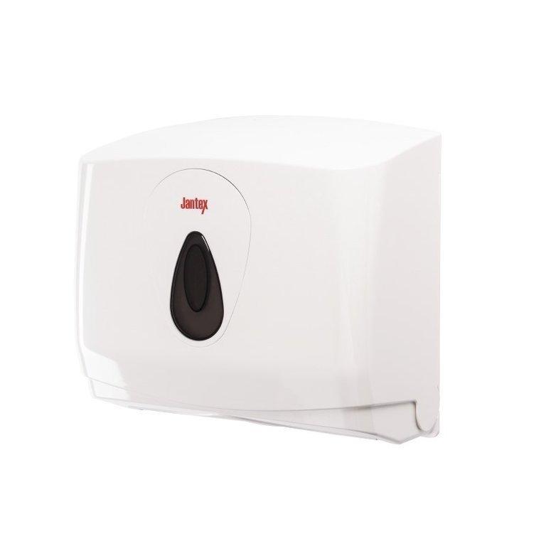 distributeur d 39 essuie mains papier plat jantex www. Black Bedroom Furniture Sets. Home Design Ideas