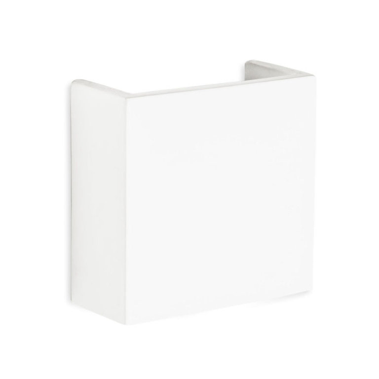 Ges Deco led rectangular wall light 12.5cm