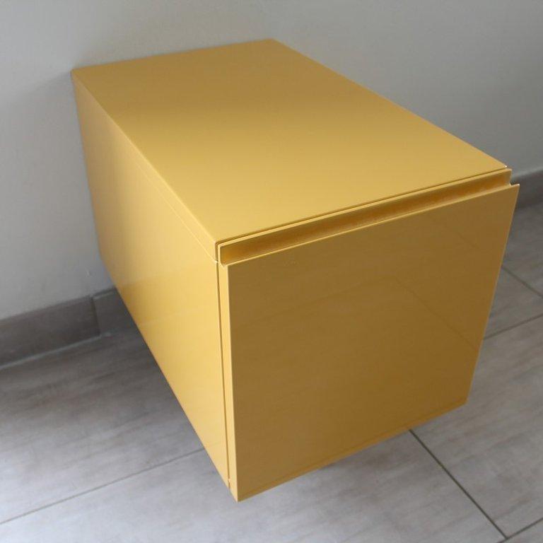 Meuble bas de rangement 1 tiroir for Meuble bas a tiroir