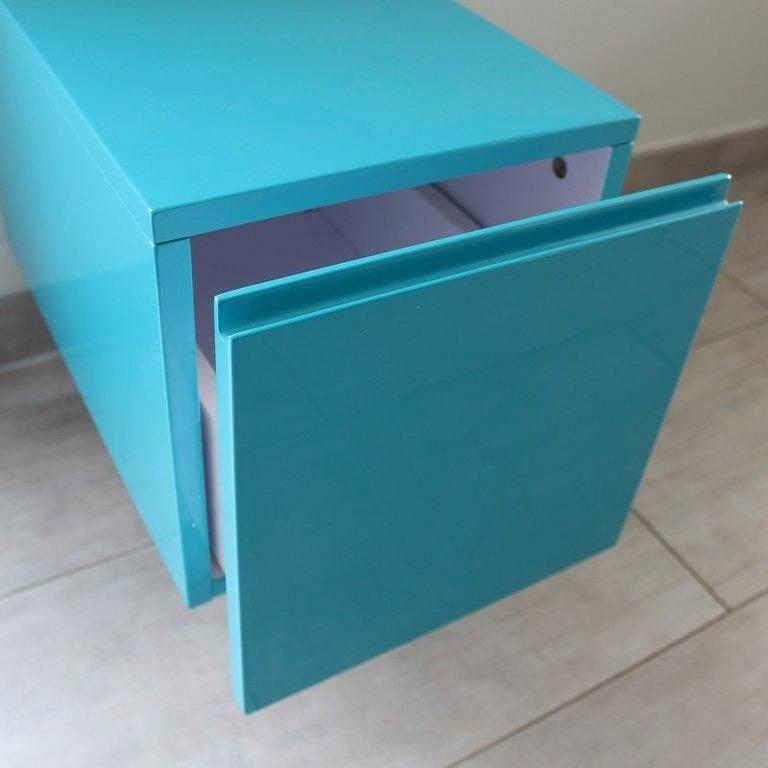 meuble bas de rangement 1 tiroir. Black Bedroom Furniture Sets. Home Design Ideas