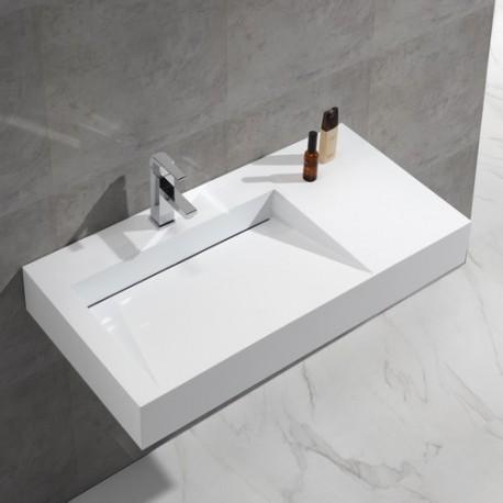 vasque et meuble vasque pour h tel et pmr. Black Bedroom Furniture Sets. Home Design Ideas