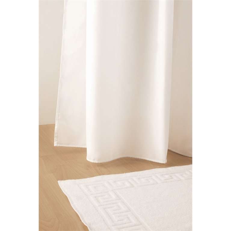 rideau de douche en polyester. Black Bedroom Furniture Sets. Home Design Ideas