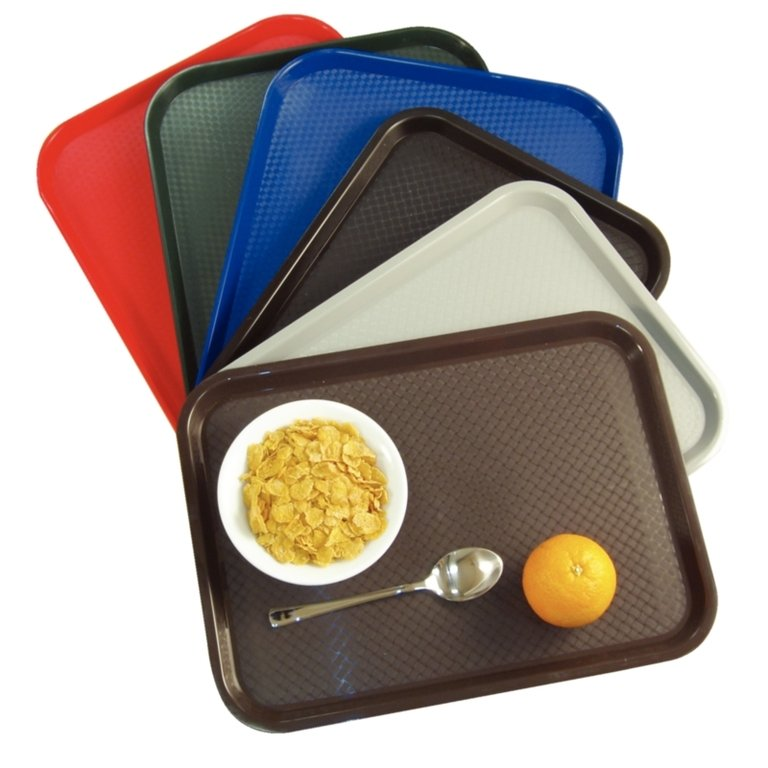 Kristallon Foodservice Tray color