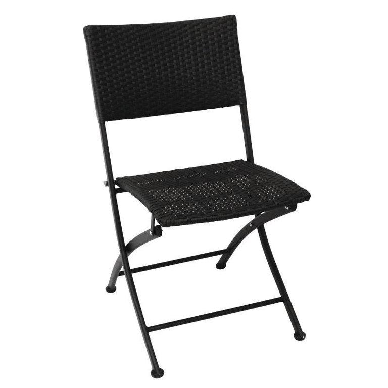 Chaises d 39 ext rieur for Lot de chaises pliantes