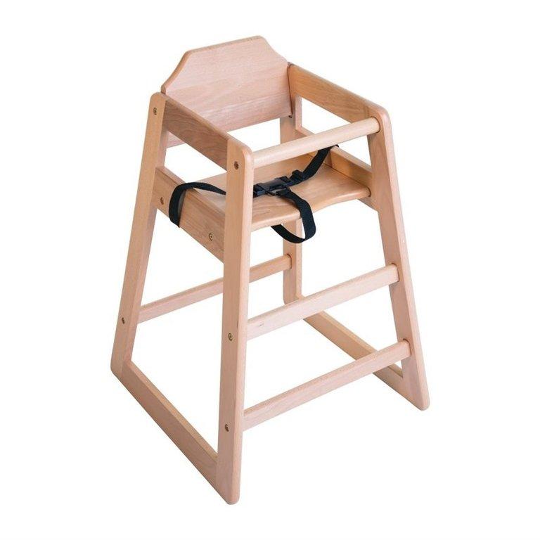 Enfant Bois Pour Haute Chaise Empilable En j3RLq54A