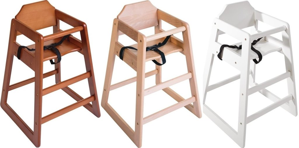 Stacking Chair Child High Wooden For uTwlOZPkXi