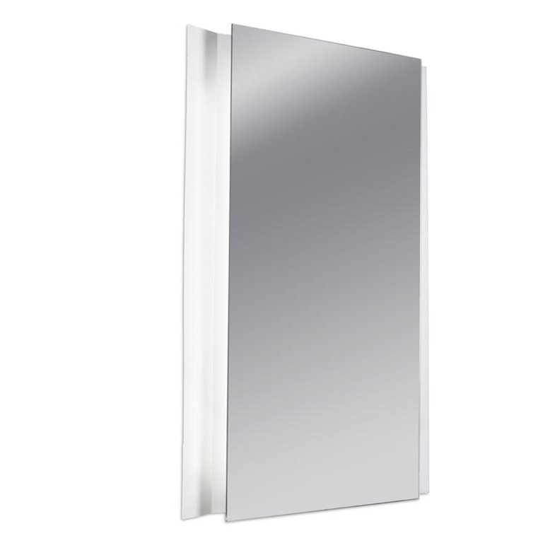 Glanz Led illuminated rectangular mirror 94 cm
